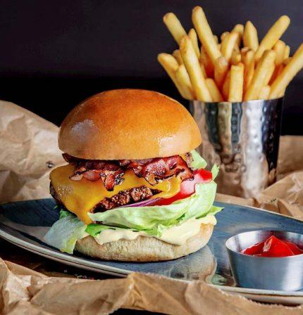 Burger Champions Bar